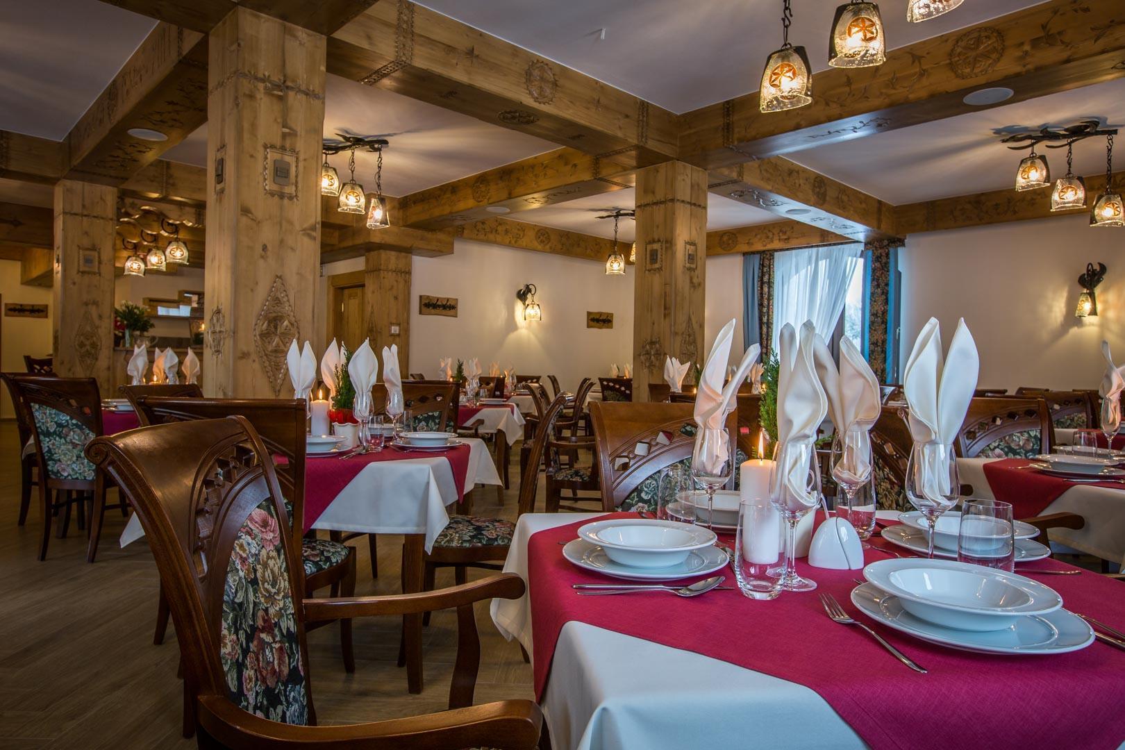Grand Tatry - Restauracja